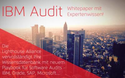 IBM Audit – Whitepaper mit Expertenwissen!