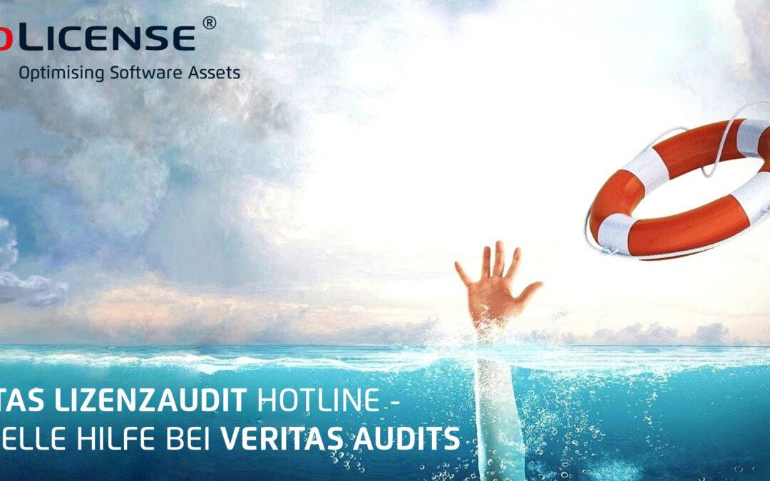 Veritas Lizenzaudit Hotline – Schnelle Hilfe bei Veritas Audits